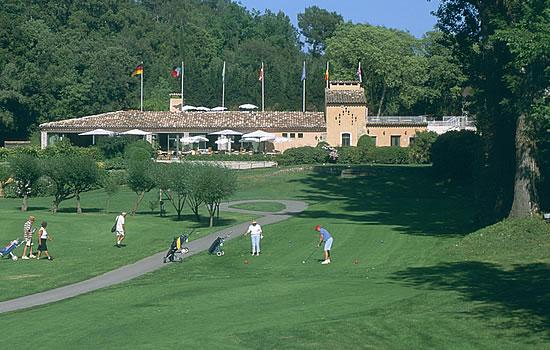 photo 3 golf golf opio valbonne