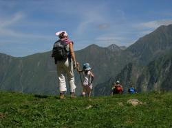 The  regional park of the ariege pyrenees