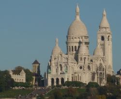 The sacr� coeur